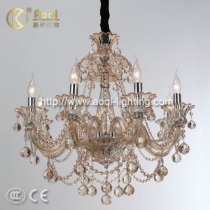 2011 Modern Crystal Pendant Lamp (AQ0295-8) pictures & photos
