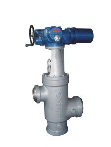 High Temperature High Pressure in Bw End Three Way Valve