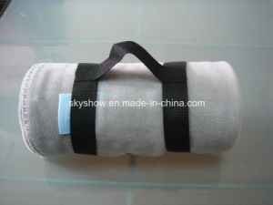Blanket with Nylon Handle pictures & photos