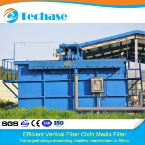 New Type Rotary Fibre Disk Filtration pictures & photos