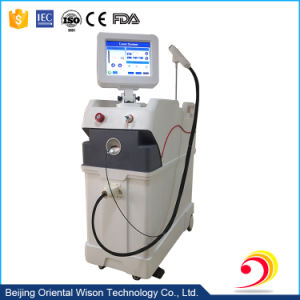 Stationary ND YAG Long Pulse Laser Permanent Hair Removal Machine pictures & photos