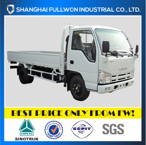 Isuzu 100p Nkr 1.4 - 4.5 Ton Sinle Row Light Duty Cargo Truck pictures & photos