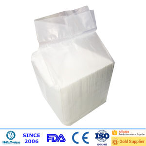 Disposable Nonwoven Facial Swabs pictures & photos