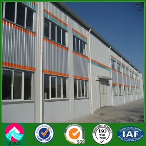 EPS Sandwich Panel Steel Structure Workshop Manufacture (XGZ-SSW 480) pictures & photos