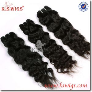 100% Unprocessed Top Grade Indian Virgin Human Hair pictures & photos