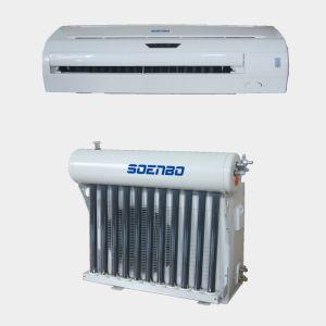 Home Use Hybird Solar Air Conditioner, Saving- Energy, Solar Power, Famous Brand Compressor, 24000BTU