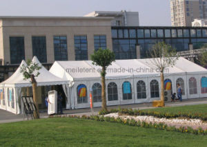 Waterproof Canvas Outdoor Large Permanent Aluminum Wedding Party Marquee Tent pictures & photos