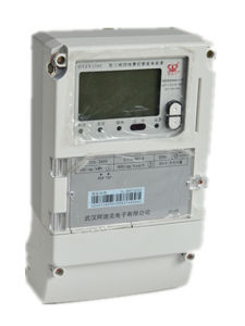 Newest Designed Single Phase Remote-Carrier Fee Control Smart Electric/Power Meter (DDZY150-Z) pictures & photos