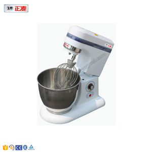 Horizontal Small Powered Electric Milk Shake Food Stand Mixer Machine Zmx-5 pictures & photos