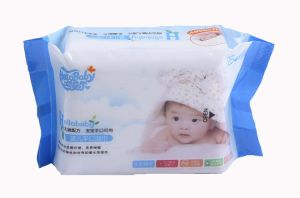 Baby Care Wet Mouth Hand Wipes 25PCS/Bag pictures & photos