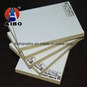 Decoration Lamination wpc Foam Board for Wall Panel Cabinet pictures & photos