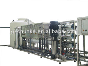 Chunke CE Approved Automatic 5000L/H RO System for Industrial Water Treatment pictures & photos