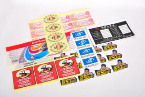 Flat Sheets of Adhesive pictures & photos