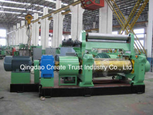 2017 High Performance Rubber Mill with Stock Blender Device pictures & photos