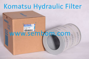 High Performance Hydraulic Oil Filter for Komatsu PC60, PC210 Excavator/Loader/Bulldozer pictures & photos