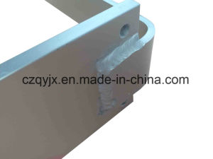 Customized Aluminum Bench Support Bracket pictures & photos