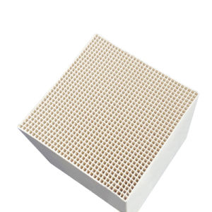 Cordierite Monolith Heat Storage Exchanger Ceramic Substrates for Htac / Rto pictures & photos