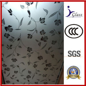 Acid Etching Glass Frosted Glass pictures & photos