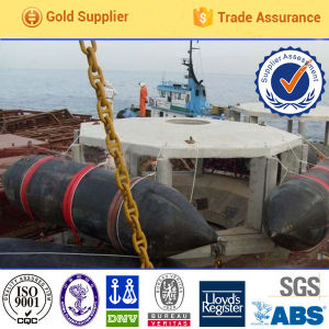 Inflatable Natural Rubber Salvage Airbag for Sunken Ship Salvage pictures & photos