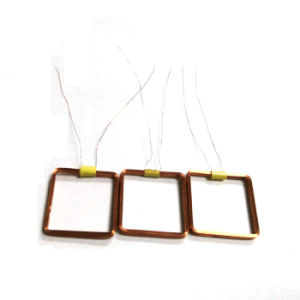 Inductance Coil for IC Card ID Card (20*20*1.49mh) pictures & photos