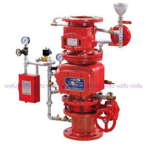 Standard Fire Preaction Alarm Valve pictures & photos