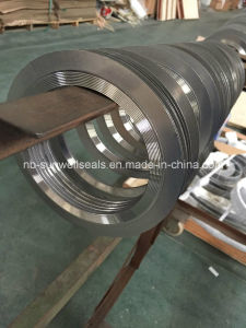 Kammprofile Gasket, Kammprofile Grooved Gasket, Serrated Gasket pictures & photos