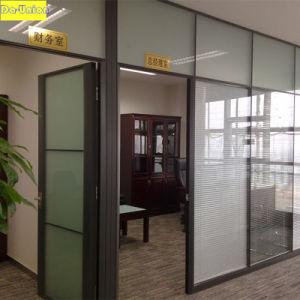 Glass Panel Room Division for Meeting Room