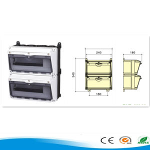 Waterproof Flame Resistant Plastic Portable Power Distribution Box pictures & photos