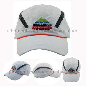 100% Polyester Microfiber Soft Fabric Sport Baseball Cap (DOCR0126) pictures & photos
