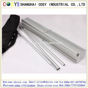 Aluminum Roll up Display Stand pictures & photos