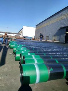 API Oil Casing and Tubing Oil Well Casing Pipes K55j55/N80/L80/P110 Casing Pipe pictures & photos