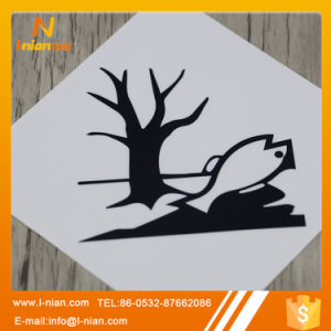 Durable Safety Warning Sign Toxic Warning Label pictures & photos