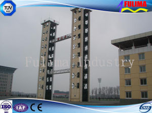 High Quality Steel Training Twin Tower for Fire Bridge (TT-005) pictures & photos