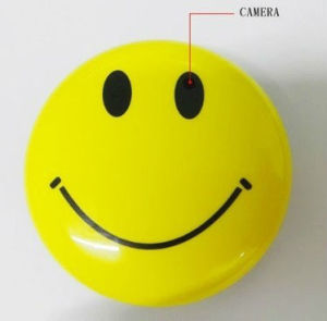 Multifunction Mini Smile Face Camera DVR Support Video Taking
