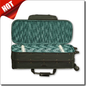 Oxford Exterior Multi-Ply Wood Violin Case for 4 Violins (CSV401) pictures & photos