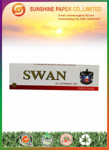 Superking Size Cigarette Paper with 20GSM White Paper pictures & photos