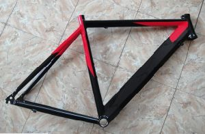 Magnesium Alloy Bicycle Frame / Bike Frame