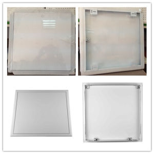 Fire Rated Access Doors with Zinc Coated Steel Sheet pictures & photos