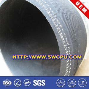 Smooth/Cloth Cover Rubber Oil Gasoline Hose pictures & photos
