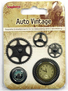 Exquisite Metal Brads/Metal Embellishments for Scrapbooking and DIY Project pictures & photos