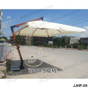Hanging Pole Umbrella, Outdoor Umbrella (JJHP-09) pictures & photos