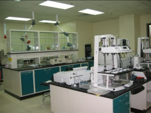 CE Approved Floor Mounted Lab Furniture Classroom Furniture pictures & photos
