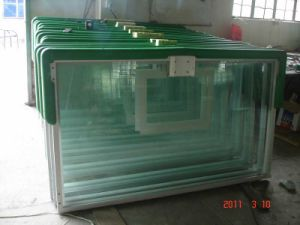 Tempered Laminated Glass Basketball Backboard (BLP-GEJ-13) pictures & photos