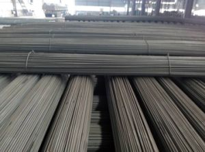 Steel Material Corrugated Steel Rebar pictures & photos