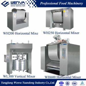 Wh250 Best Price Horizontal Mixer pictures & photos