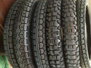 China Low Price Motorcycle Tire Supply Yt-208 Tt2.75-17 pictures & photos
