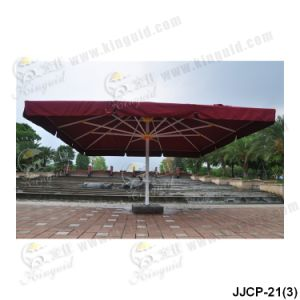Outdoor Umbrella, Central Pole Umbrella, Jjcp-21 pictures & photos