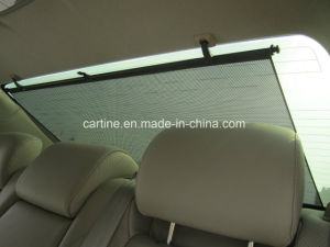 Manual Curtains for Car Back Window pictures & photos