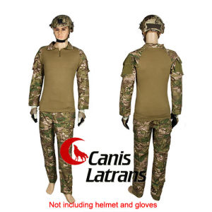 Durable Hunting Shooting Shirt Army Camouflage Battle Military Bdu Clothes Uniform Set Cl34-0057 pictures & photos
