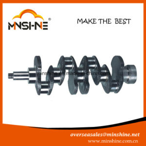 Isuzu 4bd1 Crankshaft for Pickup pictures & photos